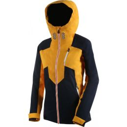DEGRÉ 7 CHARDONNET SKI JACKET 3D STRETCH PRIMALOFT GOLD 60G DARK BLUE 19