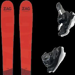 ZAG H86 21 + MARKER 11.0 TCX BLACK/ANTHRACITE 20