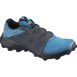 SALOMON WILDCROSS FJORD BLUE/EBONY/LYONS 20