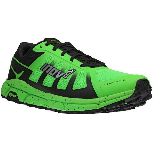 INOV-8 Chaussure trail Terraultra G 270 M Green/black Homme Vert/Noir taille 7