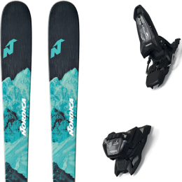 NORDICA ASTRAL 78 21 + MARKER GRIFFON 13 ID BLACK 21