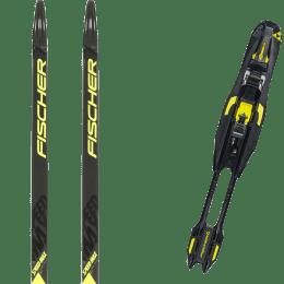 Pack esqui FISCHER FISCHER SPEEDMAX CLASSIC PLUS 902 SOFT IFP 19 + FISCHER RACE CLASSIC 21 - Ekosport