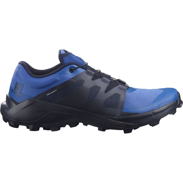 SALOMON Chaussure trail Wildcross Palace Blue/night Sky/night Sky Homme Bleu taille 6.5