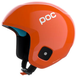 POC SKULL DURA X SPIN FLUORESCENT ORANGE 21
