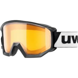 Boutique UVEX UVEX ATHLETIC LGL BLACK LASERGOLD LITE CLEAR 22 - Ekosport
