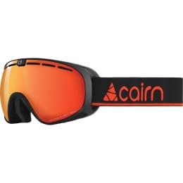 Protection du skieur CAIRN CAIRN SPOT OTG SPX3 IUM MAT BLACK ORANGE MIROR 21 - Ekosport