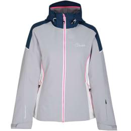 Vêtement de ski DARE 2B DARE 2B CONTRIVE JACKET W SILVERFLASH/BLUE WING 19 - Ekosport