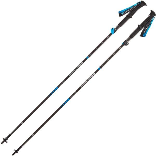 BLACK DIAMOND Bâton de trail Distance Carbon Flz Z-poles Homme Noir taille 95-110