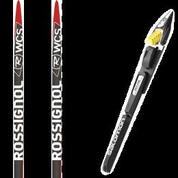 ROSSIGNOL X-IUM CLASSIC WCS C1 – IFP 18 + SALOMON SNS PROPULSE CARBON RC 21 + SALOMON IFP ADAPTOR PLATE 21