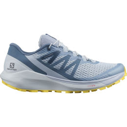 SALOMON SENSE RIDE 4 W ARCTIC ICE/KENTUCKY BLUE/LEMON ZEST 21