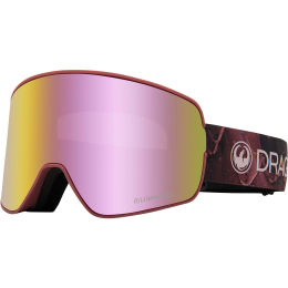 DRAGON NFX2 ROSE LL PINK ION+LL DARK SMOKE 20