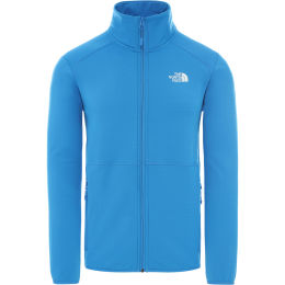 THE NORTH FACE M QUEST FZ JKT CLEAR LAKE BLUE 20