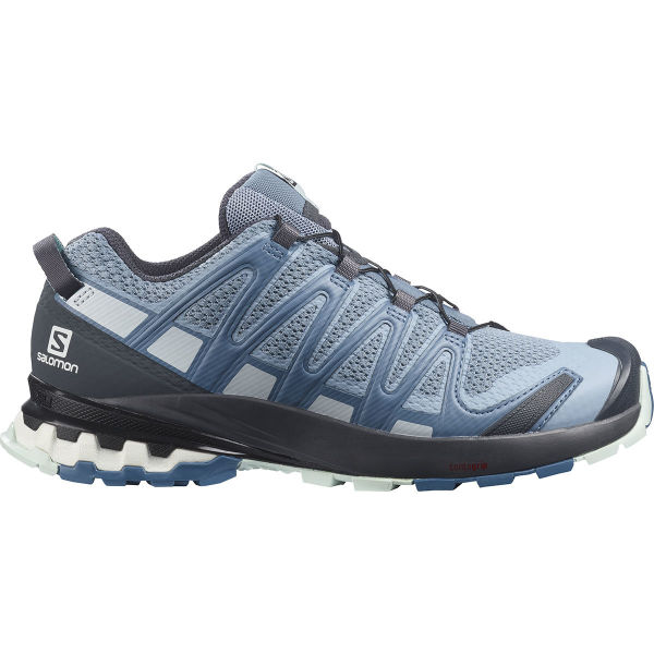 SALOMON Chaussure trail Xa Pro 3d V8 W Ashley Blue/ebony/opal Blue Femme Bleu taille 3.5