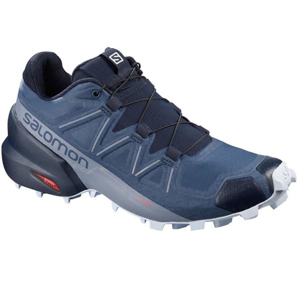 SALOMON Chaussure trail Speedcross 5 W Sargasso S/navy Bla Femme Bleu taille 3.5