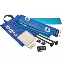 Accessoire ski randonnée COLLTEX COLLTEX SAD TODI MIX 120MM ETRIER 41 + CAMLOCK À MONTER 22 - Ekosport