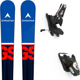 DYNASTAR SPEED COURSE WC GS (R22) + SPX 15 ROCKERACE BLACK ICON 21