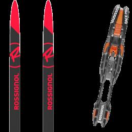 ROSSIGNOL X-IUM SKATING PREMIUM S2 MEDIUM - IFP 21 + ROSSIGNOL RACE PRO SKATE IFP 20