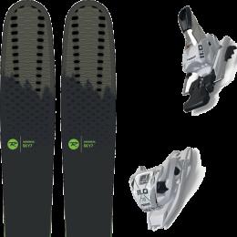 Pack ski alpin ROSSIGNOL ROSSIGNOL SKY 7 HD 20 + MARKER 11.0 TCX WHITE 20 - Ekosport