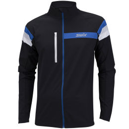 SWIX FOCUS JACKET MEN BLACK 21