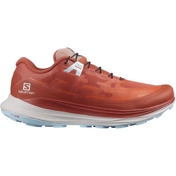 SALOMON Chaussure trail Ultra Glide W Mecca Orange/red Orang/crystl Bl Femme Orange taille 3.5