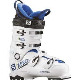 Chaussure ski alpin SALOMON SALOMON X PRO 100 WH/RACEBLUE/ACID 19 - Ekosport