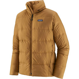 PATAGONIA M'S SILENT DOWN JKT NEST BROWN 21