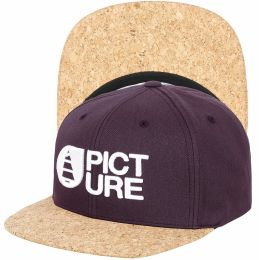 PICTURE QILO CAP BURGUNDY 21