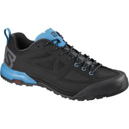 SALOMON X ALP SPRY BLACK/MAGNET/HAWAIIAN 18