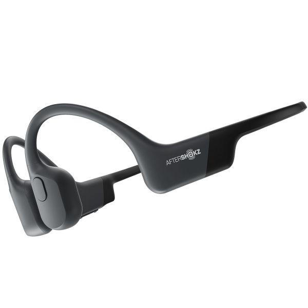AFTERSHOKZ Ecouteur running Casque Bluetooth Aeropex Black Noir/Gris Unique