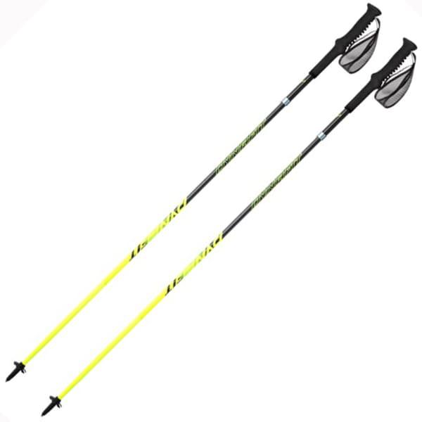 DYNAFIT Bâton de trail Vert Pro Pole Noir/Jaune 110