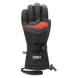 RACER LOGIC 3 BLACK/RED 21