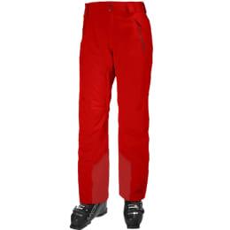 BU TEXTILE HELLY HANSEN HELLY HANSEN FORCE PANT ALERT RED 20 - Ekosport