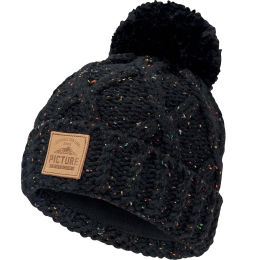 PICTURE HAVEN BEANIE BLACK NEPS 21