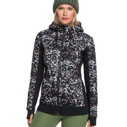 ROXY FROST PRINTED TRUE BLACK IZI 21