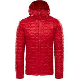 Collection THE NORTH FACE THE NORTH FACE M TBALL HDY RAGE RED 19 - Ekosport