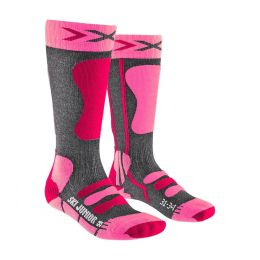 X-SOCKS SKI JUNIOR 4.0 ROSE 21