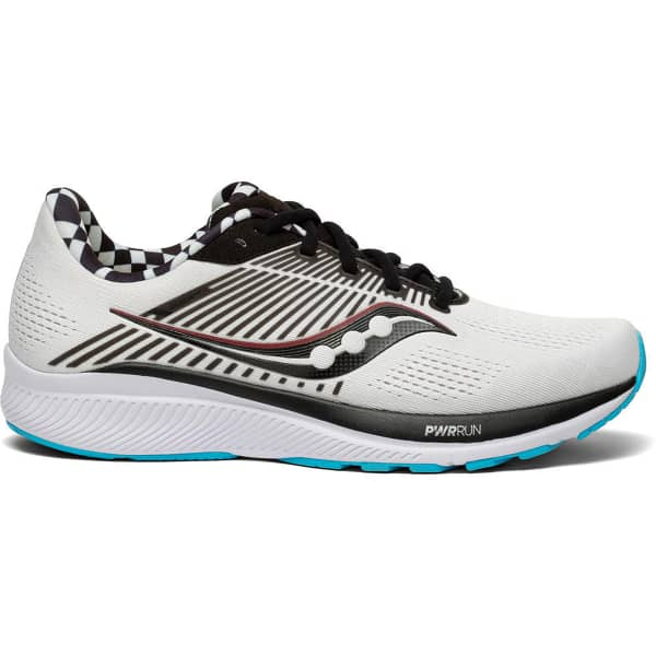 SAUCONY Chaussure running Guide 14 Reverie Homme Blanc taille 8