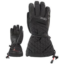 LENZ HEAT GLOVE 4.0 WOMEN BLACK 21