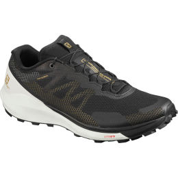 SALOMON SENSE RIDE 3 LTD EDITION BK/WH/BK 20