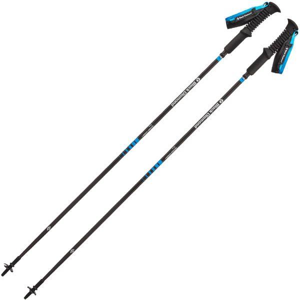 BLACK DIAMOND Bâton de trail Distance Carbon Z Z-poles Homme Noir/Bleu taille 105