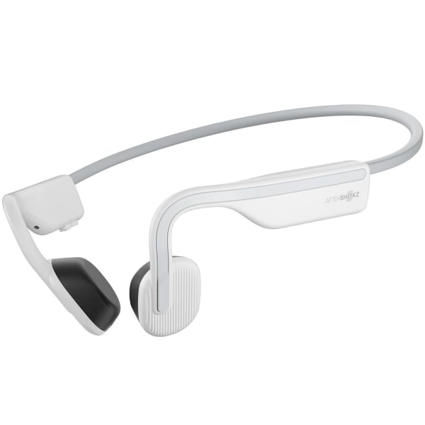 AFTERSHOKZ Ecouteur running Openmove White Blanc