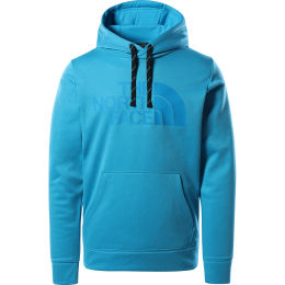 THE NORTH FACE M SURGENT HOODIE- EU MERIDIAN BLUE HEATHER 21