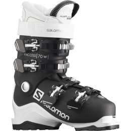 SALOMON X ACCESS 70 W BLACK/WHITE 20