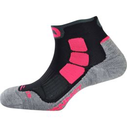 MONNET SOCQUETTE TRAIL AIR GRIS ROSE 21