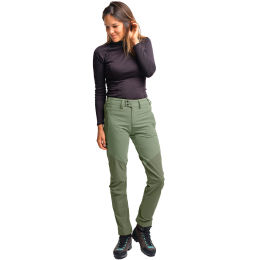 LOOKING FOR WILD SNAEFELL PANT W OIL GREEN 21