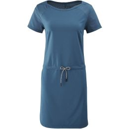 EIDER BROCKWELL DRESS W STORM BLUE 19
