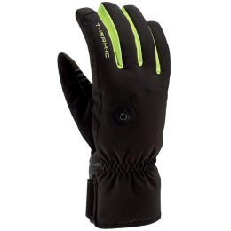THERM-IC POWERGLOVES LIGHT+ BL/YEL 21