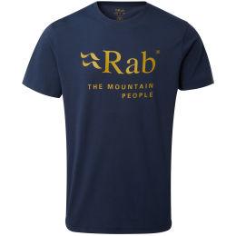 RAB STANCE MOUNTAIN SS TEE DEEP INK 21