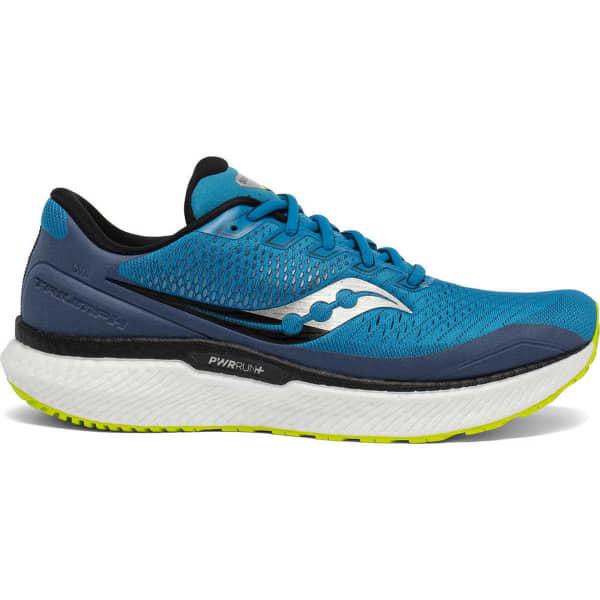 SAUCONY Chaussure running Triumph 18 Cobalt/storm Homme Bleu taille 7.5