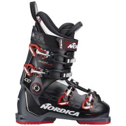 Chaussure ski alpin NORDICA NORDICA SPEEDMACHINE 100 NERO/ANTRA 20 - Ekosport